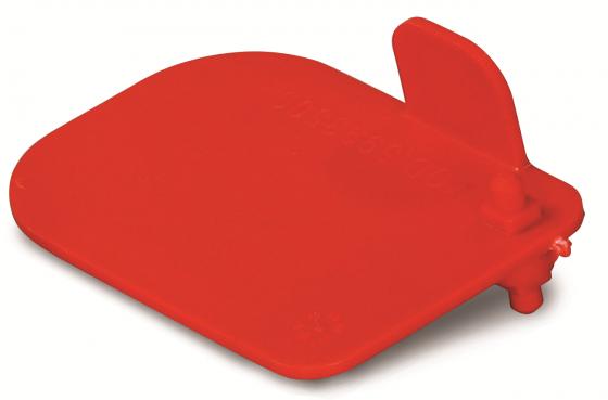 "Vervangingsblad voor ""Countmaster"", rood"