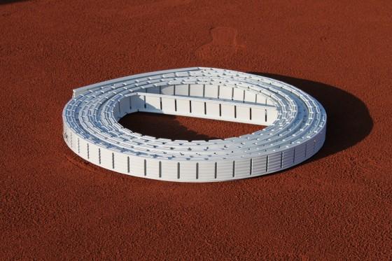Ideala baselijn vervangingslijn 5 cm, 10,97 meter