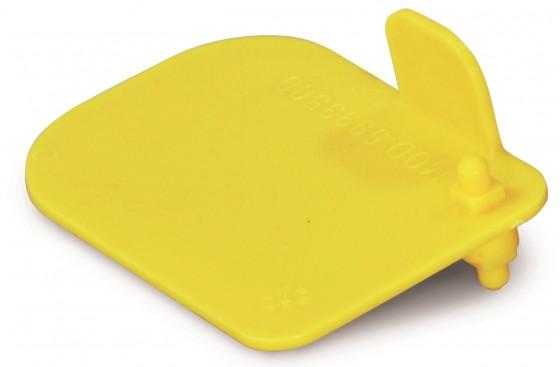 """Vervangingsblad voor """"Countmaster"""", geel"""