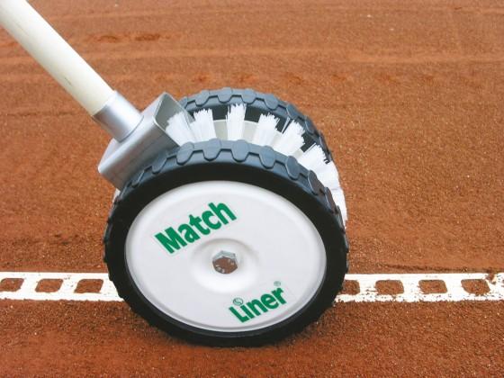 Vervangingsborstel voor Match Liner