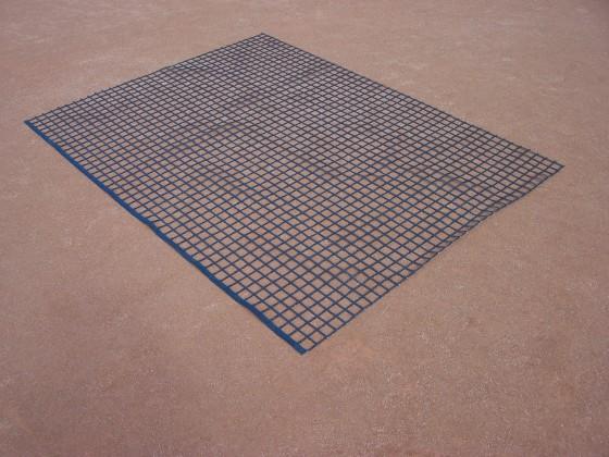 Sleepnet vervanging, 25 x 1,5 meter