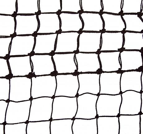 Tennisnet Top Spin, zwart