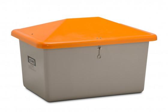 Gravelbox zonder uitneemopening, 1,5 ton