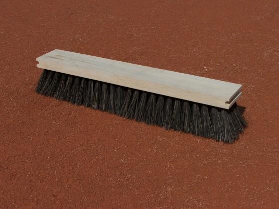 Vervangings bezem, Arenga, 50 cm, zwart